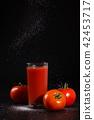juice, drink, tomato 42453717