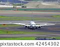 เครื่องบินโดยสารไปยังสนามบินแท็กซี่ Haneda 42454302