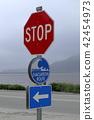 Tsunami blame route (America, Alaska, Aleutian Islands, Unalaska Island) 42454973