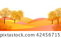 maple yellow leafe 42456715