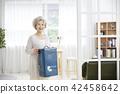 生活,女人,老頭,韓國人 42458642