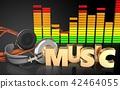 wave, music, 3d 42464055