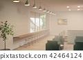 咖啡店商店形象 42464124