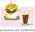 lunch, burger, burgers 42464468