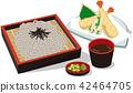 Sagaru蕎麥麵天婦羅蕎麥麵 42464705