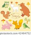 動物插圖集 42464752