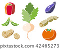 Colorful vegetables 42465273