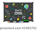 board, school, vector 42465702