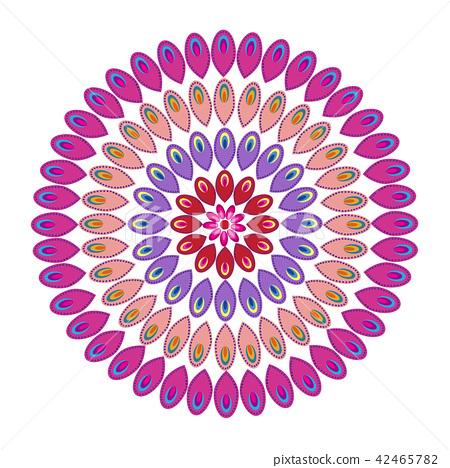 Mandala, Vector Mandala, mandala ornamentation. 42465782