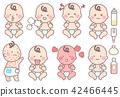 상태가 나쁜 아기 여러가지 42466445