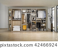 인테리어, 방, 옷장 42466924