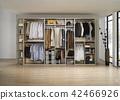 인테리어, 방, 옷장 42466926