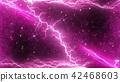 flash of lightning, lightning, gleam 42468603