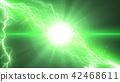 สายฟ้า,เปล่งประกาย,แสง เบา 42468611