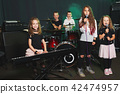 band, children, kids 42474957