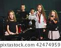 band, children, kids 42474959