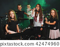 band, children, kids 42474960