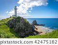 이시가키 섬, 바다, 여름 42475162