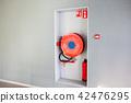 An fire hose 42476295