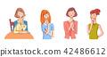 female, females, lady 42486612