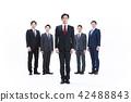 นักธุรกิจชาย 42488843