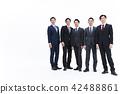商務人士 商人 男性白領 42488861