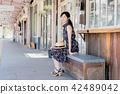 尾道女性的旅遊購物區 42489042
