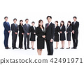 商务人士 商人 团队 42491971
