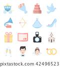 attributes cartoon design 42496523