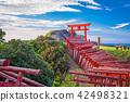 Motonosumi Inari Shrine in Yamaguchi 42498321
