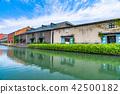 """""""北海道""""小樽運河·旅遊景點 42500182"""