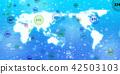 比特幣 全球 世界地圖 42503103