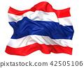 泰國國旗 42505106