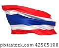 泰國國旗 42505108