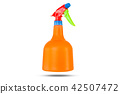 plastic hand spray bottle 42507472