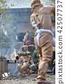 Setsubut festival Kobe Nagata Shrine old demon Yahaki Shrine 42507737