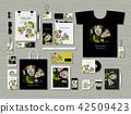 卡 函 卡片 42509423