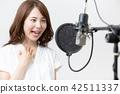 年輕的女士(聲樂課) 42511337