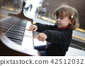 piano, girl, playing 42512032