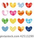 หัวใจ,งานฝีมือ,กระโปรงสก็อต 42513290