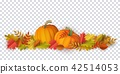vector, autumn, leaf 42514053