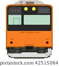 dot picture, electric train, train 42515064