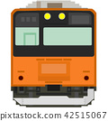 dot picture, electric train, train 42515067