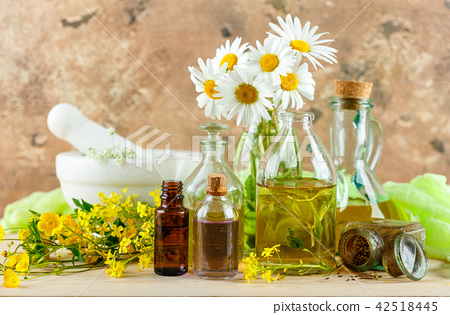 Essential oils and wild flowers 42518445