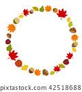 circle round frame 42518688