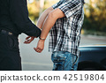 police, car, road 42519804