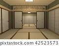 japanese-style room, room, japanese house 42523573