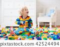 toy, child, blocks 42524494
