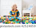 toy, child, blocks 42524659