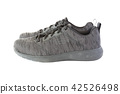 isolated unisex modern style sport shoes 42526498
